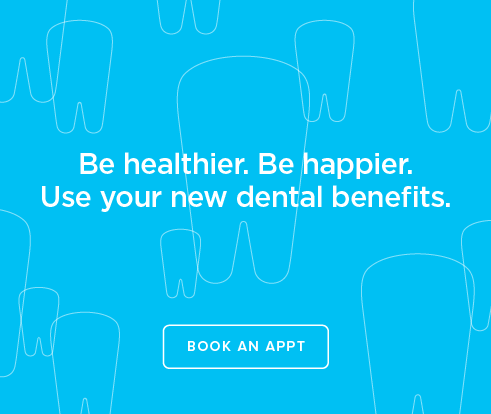 Be Heathier, Be Happier. Use your new dental benefits. - Gresham Modern Dentistry and Orthodontics